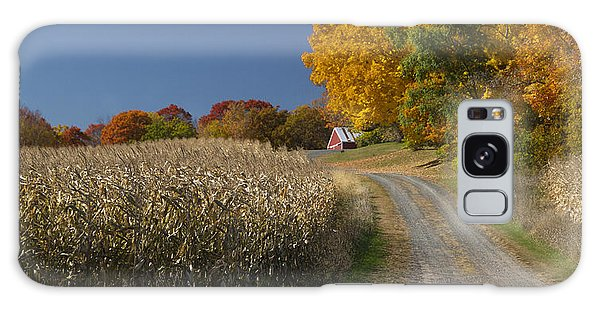 Autumn In Minnesota Galaxy Case by Garry McMichael