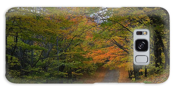 Autumn In The Caledon Hills Galaxy Case by Gary Hall