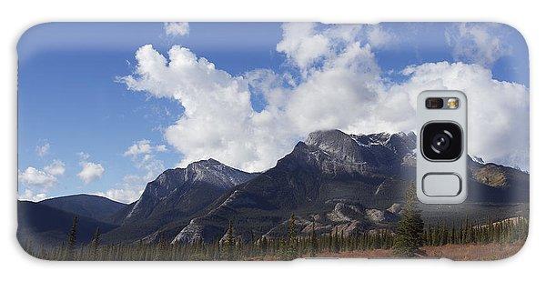 Autumn In The Mountains Galaxy Case by Elvira Butler