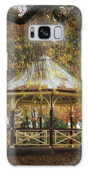 Autumn In The Park Galaxy Case
