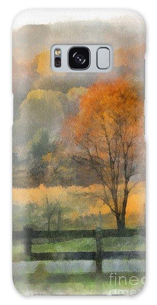 Autumn In Virginia Galaxy Case