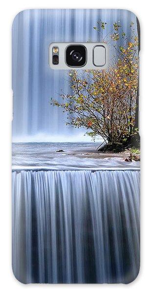 Bush Galaxy Case - Autumn Interlude by Maria Kaimaki