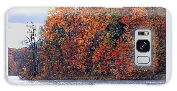 Autumn Is Upon Us Galaxy Case