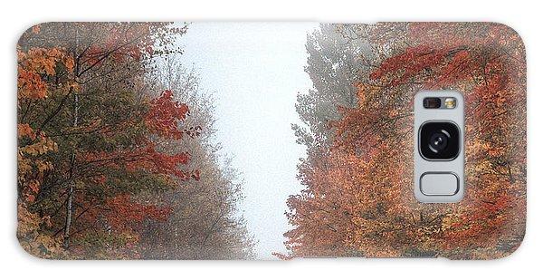 Autumn Journey Galaxy Case