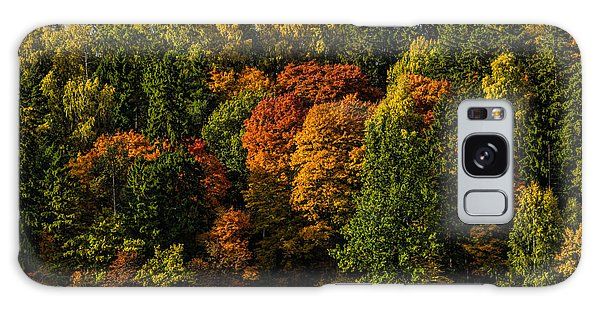 Galaxy Case featuring the photograph Autumn by Leif Sohlman