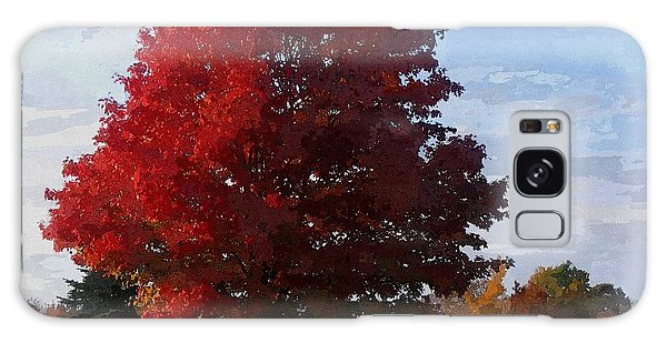 Autumn Galaxy Case by Maciek Froncisz