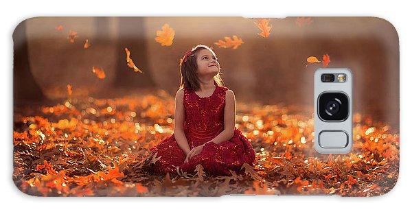 Usa Galaxy Case - Autumn Magic by Jake Olson