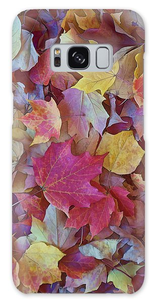 Autumn Maple Leaves - Phone Case Galaxy Case