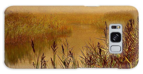 Autumn Mist Galaxy Case