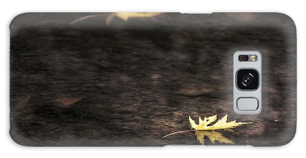 Autumn Mood - Fall - Leaves Galaxy Case