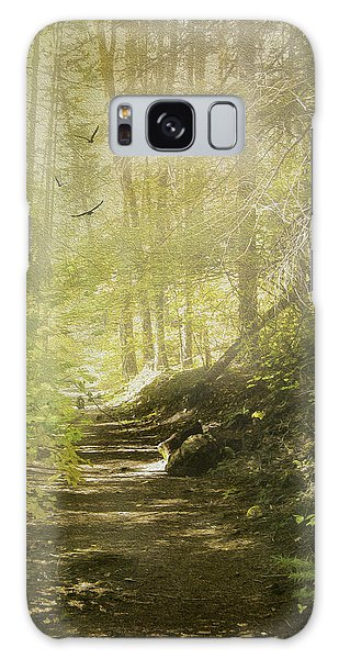 Autumn Myst Galaxy Case by Diane Schuster