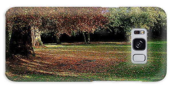 Autumn Galaxy Case by Nina Ficur Feenan