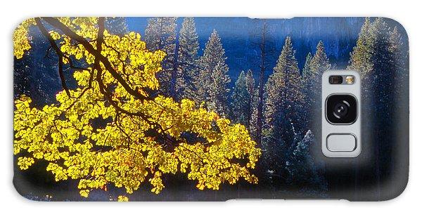 Autumn Oak Yosemite Galaxy Case