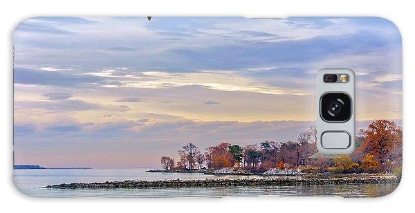 Autumn On The Chesapeake Bay Galaxy Case