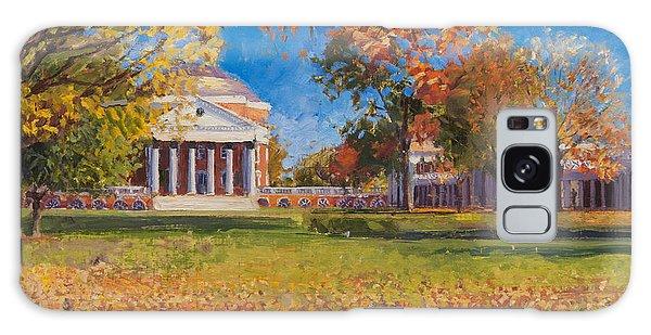 Thomas Jefferson Galaxy Case - Autumn On The Lawn by Edward Thomas