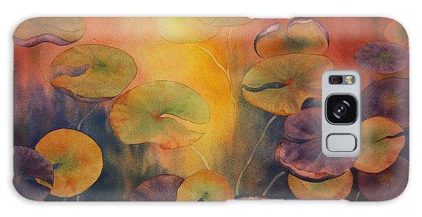 Autumn On Winslow Lake Galaxy Case