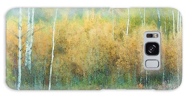 Autumn Pastels Galaxy Case