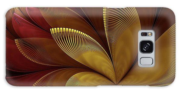 Autumn Plant Galaxy Case by Gabiw Art