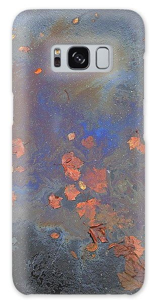 Autumn Puddle Galaxy Case