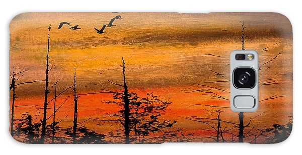 Autumn Galaxy Case by R Kyllo