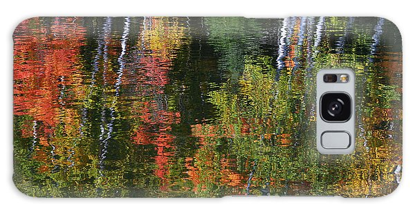 Autumn Reflections Galaxy Case by Dan Hefle
