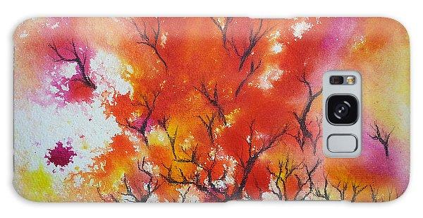 Autumn Riot Galaxy Case