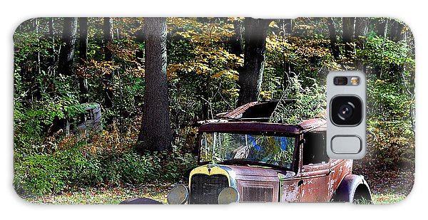 Autumn Rust Galaxy Case