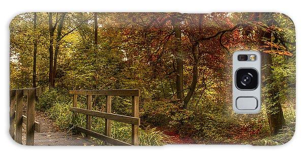 Autumn Scene Galaxy Case