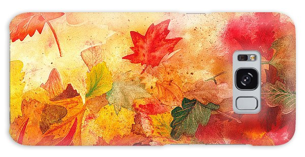 Outdoor Dining Galaxy Case - Autumn Serenade  by Irina Sztukowski