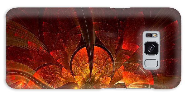 Autumn Splendor Galaxy Case