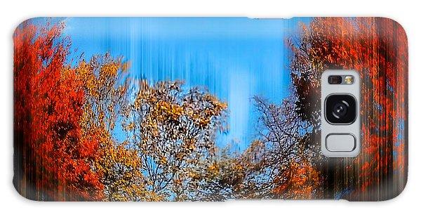 Autumn Streak Galaxy Case