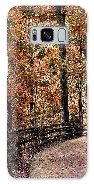 Autumn Trail Galaxy Case