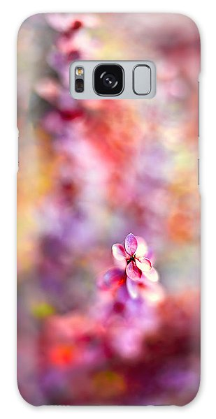 Autumnal Berberis 2 Galaxy Case