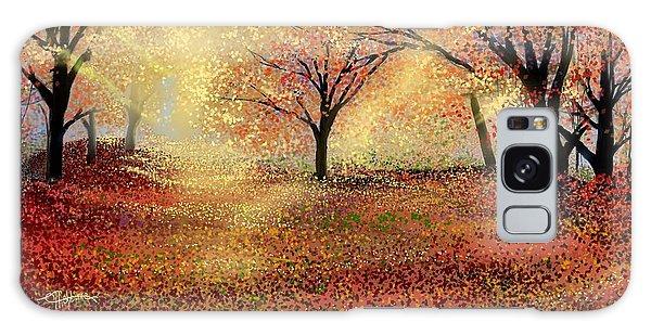 Autumn's Colors Galaxy Case