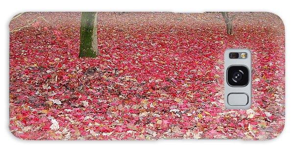Autumn's Gift Galaxy Case