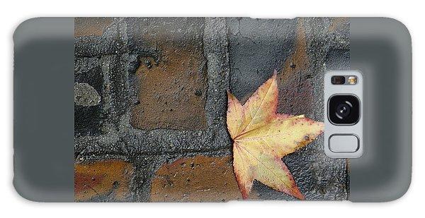 Autumn's Leaf Galaxy Case by Sherry Dee Flaker