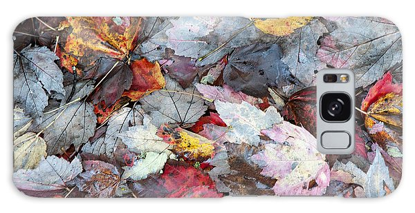 Autumn's Leaves Galaxy Case