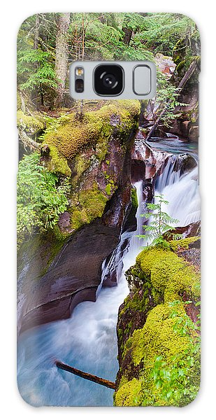 Avalanche Gorge 3 Of 4 Galaxy Case
