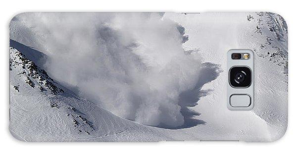 Avalanche Iv Galaxy Case by Bill Gallagher