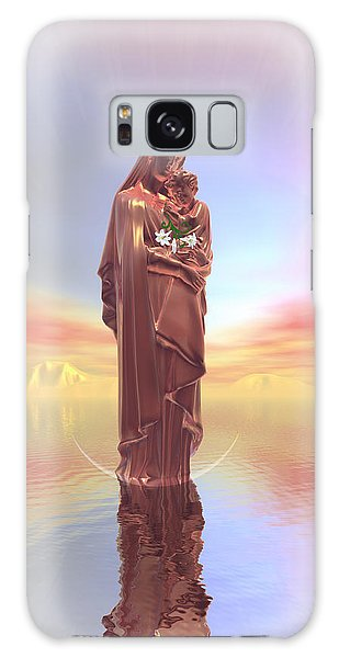 Ave Maria Galaxy Case