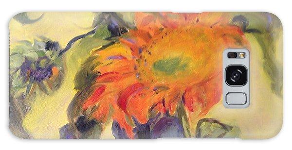 Avenging Sunflower Galaxy Case