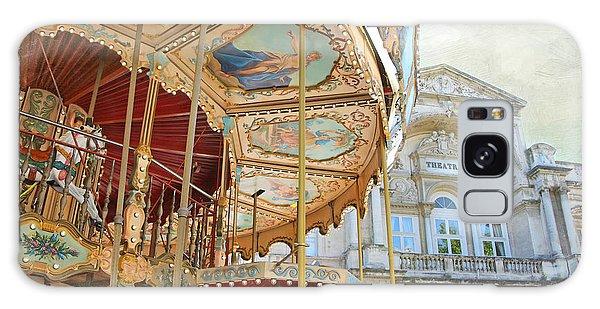 Avignon Carousel Galaxy Case by Karen Lynch