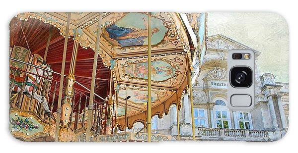 Avignon Carousel Galaxy Case