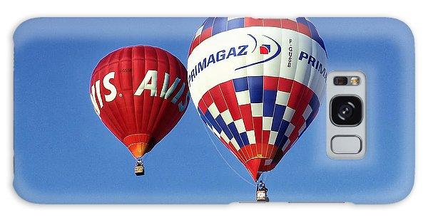 Avis Balloon Galaxy Case by John Swartz