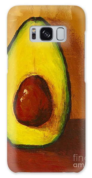 Avocado Palta 7 - Modern Art Galaxy Case
