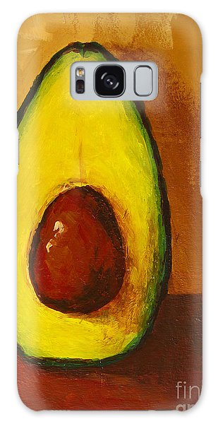 Food Galaxy Case - Avocado Palta 7 - Modern Art by Patricia Awapara