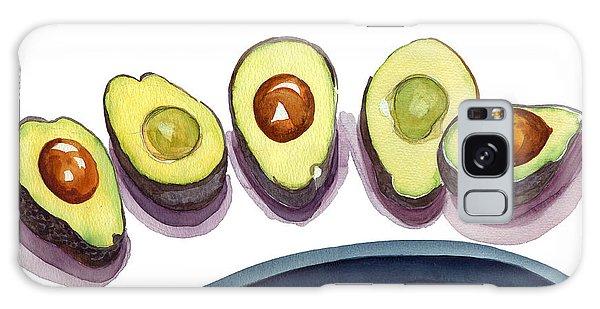 Avocados Galaxy Case