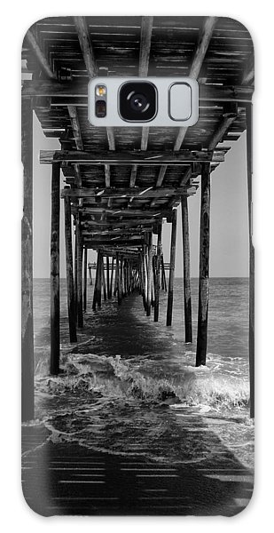 Avon Fishing Pier Galaxy Case