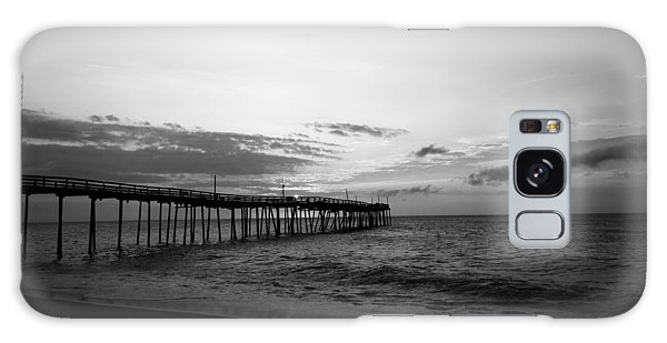 Avon Pier In Outer Banks Nc Galaxy Case