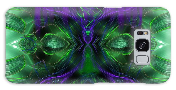 Ayahuasca Experience - Fantasy Art By Giada Rossi Galaxy Case